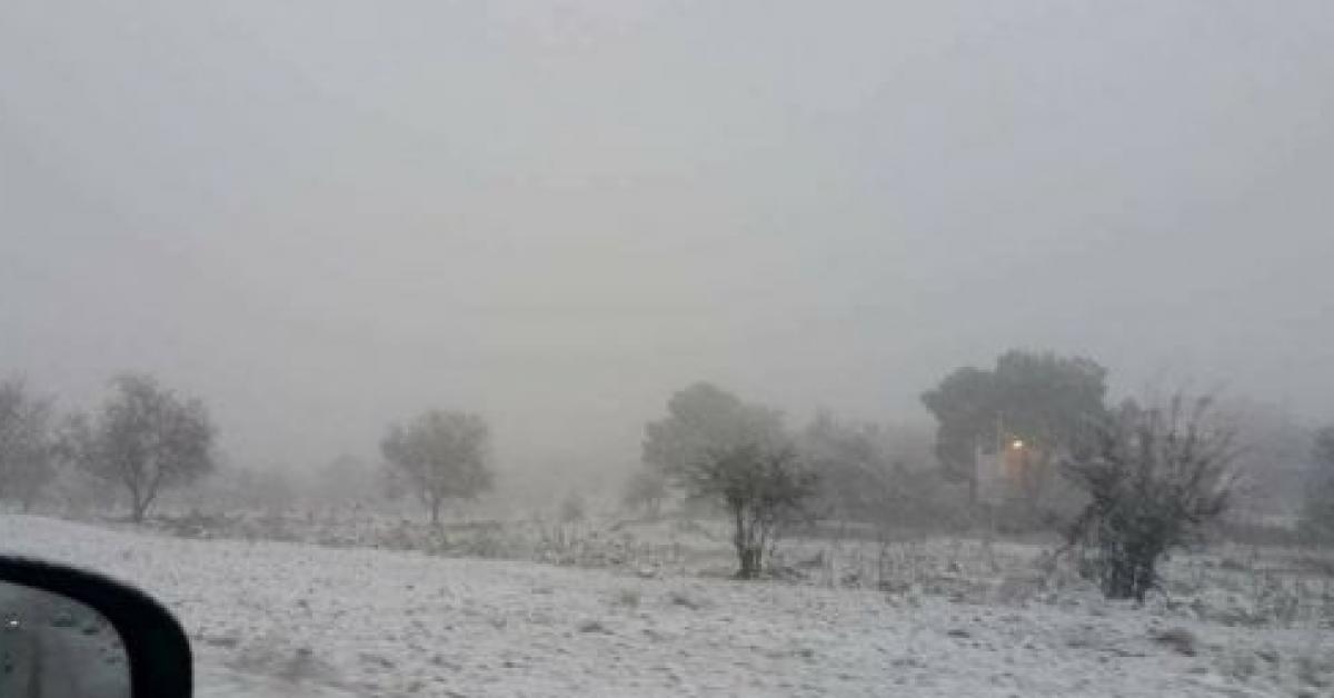 مؤشرات قوية لتساقط الثلوج نهاية الشهر