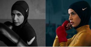 """ملاكمة """"مُحجبة"""" تغيّر قوانين اللعبة في ألمانيا..صور"""