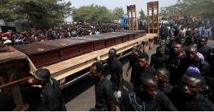 هل شاهدت اشكال التوابيت في نيجيريا من قبل؟