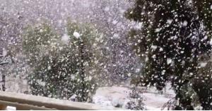 الأرصاد: تساقط الثلوج خلال الساعات القادمة