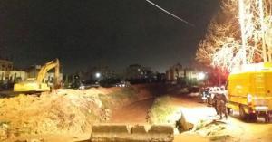 حصيلة أولية عن الاضرار في عمّان
