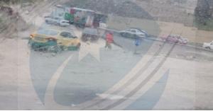 بالفيديو والصور.. عمان تغرق