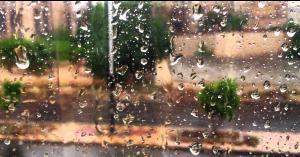 السبت والثلاثاء تجدد تساقط المطر