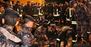 بالفيديو والصور.. الدفاع المدني يتمكن من العثور على جثة غريق خريبة السوق