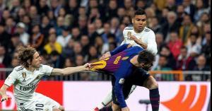 مباراة ريال مدريد وبرشلونة اليوم.. تفاصيل