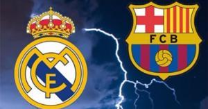 تشكيلة ريال مدريد وبرشلونة اليوم