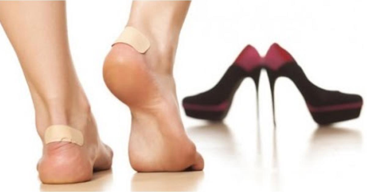 طرق توسيع الأحذية الضيقة