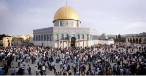 اوسع تحرك شعبي للمسجد الأقصى اليوم