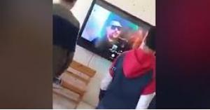 رقص وطبل داخل احدى المدارس.. فيديو