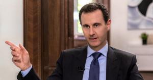 """الأسد يعلن """"حربا جديدة"""""""