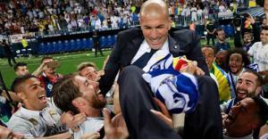 عشاق ريال مدريد على موعد مع جديد مع زيدان