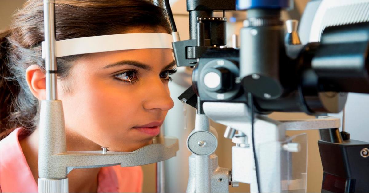 الكشف عن مرض من خلال فحص العيون