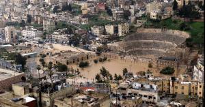 تقرير الغرق المحايد: أمطار عمّان لا تسبب الفيضانات