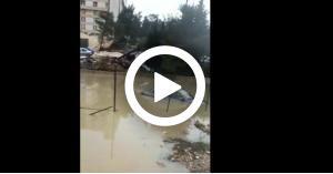 غرق مركبات مجدداً في عمان.. فيديو
