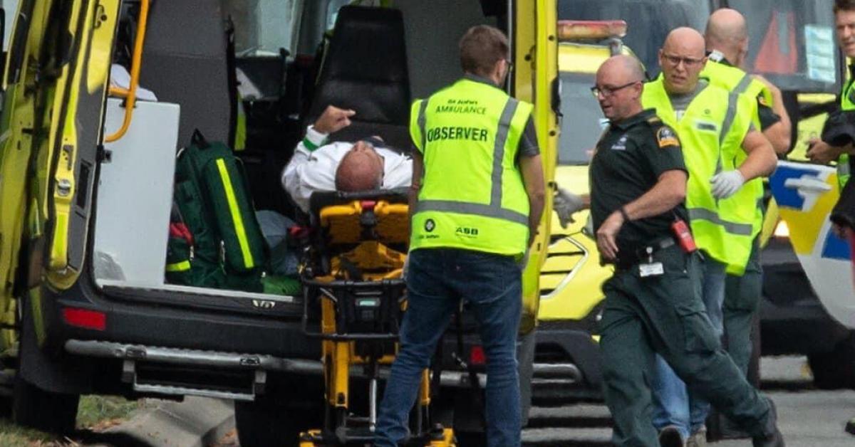 بالفيديو والصور.. هجوم على مسجدين اثناء الصلاة في نيوزيلندا