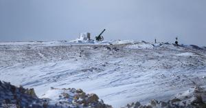 جبهة هوائية ماطرة تندفع باتجاه المملكة.. وثلوج فوق المرتفعات