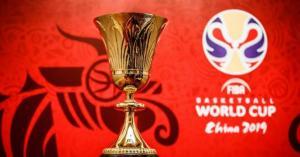 قرعة كأس العالم لكرة السلة بث مباشر