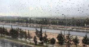 بدء تأثير المنخفض الجوي على المملكة.. وذروته بعد الظهر (صور وفيديو)