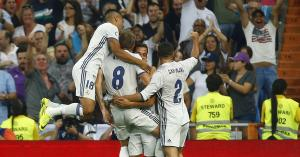 ريال مدريد يحقق فوزه الأول بعد عودة زيدان