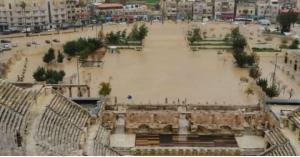 بعد غرق عمان..قرارا بإقالة مدير المدينة اللوزي