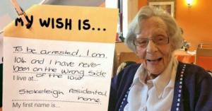سجن مسنة عمرها 104 سنوات.. والتهمة أمنية غريبة جدا