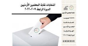نسبة الاقتراع في انتخابات نقابة المعلمين