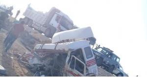 اصابات بحادث سير مروع بالرويشد