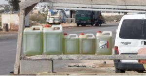 بسطات بنزين بالأردن