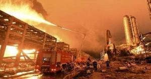 مصنع مبيدات حشرية يقتل 47 صينيا