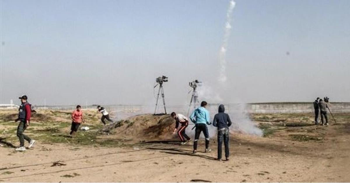 بالصور.. شهيد فلسطيني برصاص الاحتلال شرقي قطاع غزة