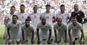 مباراة الأردن وسوريا.. بث مباشر