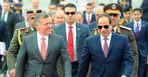 قمة ثلاثية أردنية مصرية عراقية في القاهرة