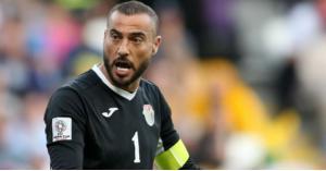 شفيع يغيب عن مباراة النشامى أمام العراق