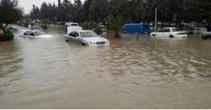 أمانة عمّان تبرر غرق وسط البلد