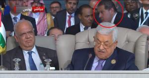 عباس يصطحب نجله ياسر للقمة ويثير الجدل