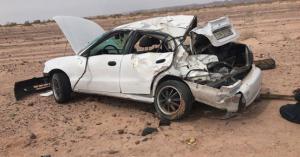 وفاة واصابات بحادث مروع في العقبة.. صور