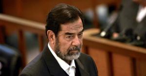 راتب فلكي لنسيب صدام حسين (وثائق)