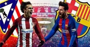برشلونة يتخطى أتلتيكو ويقترب من اللقب