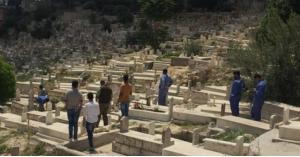 تنظيف مقبرة ينتهي بالعثور على سحر في السلط.. فيديو