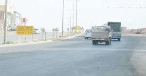 نائب يغلق طريق خدمات مجاور لمنزله ويضمه لممتلكاته