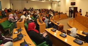 """""""التفكير الايجابي"""" ورشة معرفية للشبكة الاقليمية للمرأة ومديرية الشؤون الثقافية"""