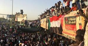 تشكيل رئاسة جديدة في السودان