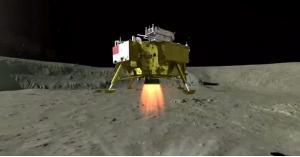مركبة الفضاء الإسرائيلية تفشل بالهبوط على القمر