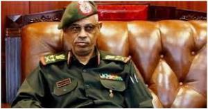 عوض بن عوف رئيسا للمجلس العسكري الانتقالي