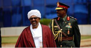 الأمم المتحدة تدعو السودان تسليم الرئيس السابق للجنائية الدولية