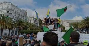 أول احتجاجات بوجه الرئيس الجزائري الجديد اليوم