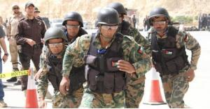إنطلاق مسابقة المحارب الدولية في عمّان.. صور