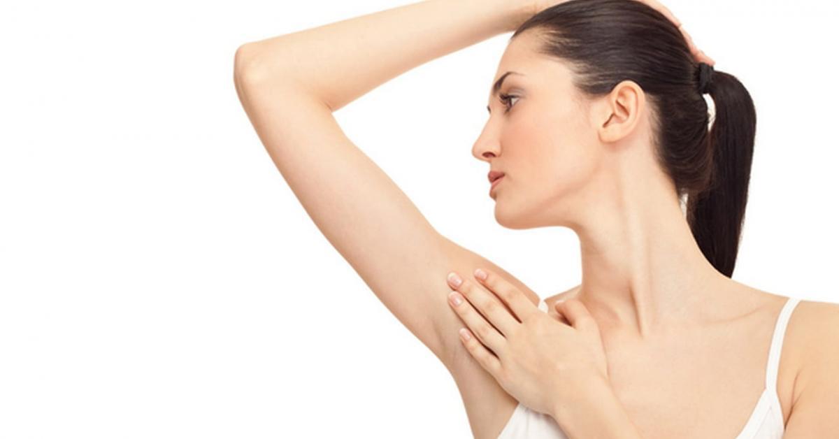 تحذيرات صحية تنذرك بها منطقة الإبطين