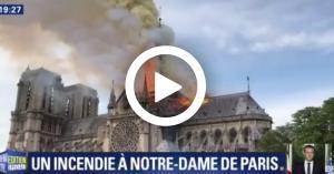 كاتدرائية نوتردام فرنسا باريس