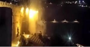 الأوقاف تكشف سبب الحريق بالمسجد الأقصى